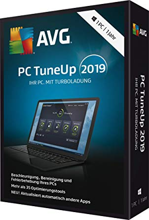 AVG PC TuneUp is a system optimization application promising to provide more storage space, faster speeds, longer battery life, and less crashing.