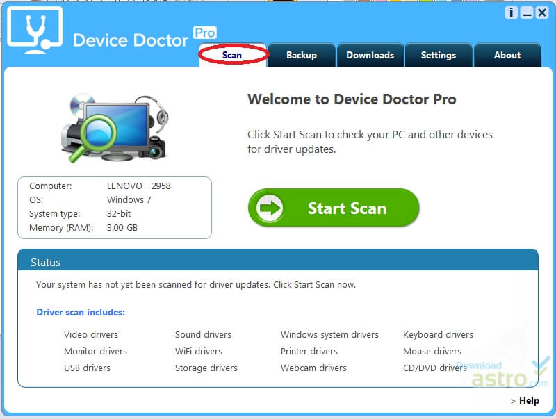 Device Doctor PRO 5.0.242 Crack + License Key 2019 Free Download