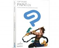 Clip Studio Paint EX 1.8.8 Crack + License Key 2019 Free Download [Win+Mac]