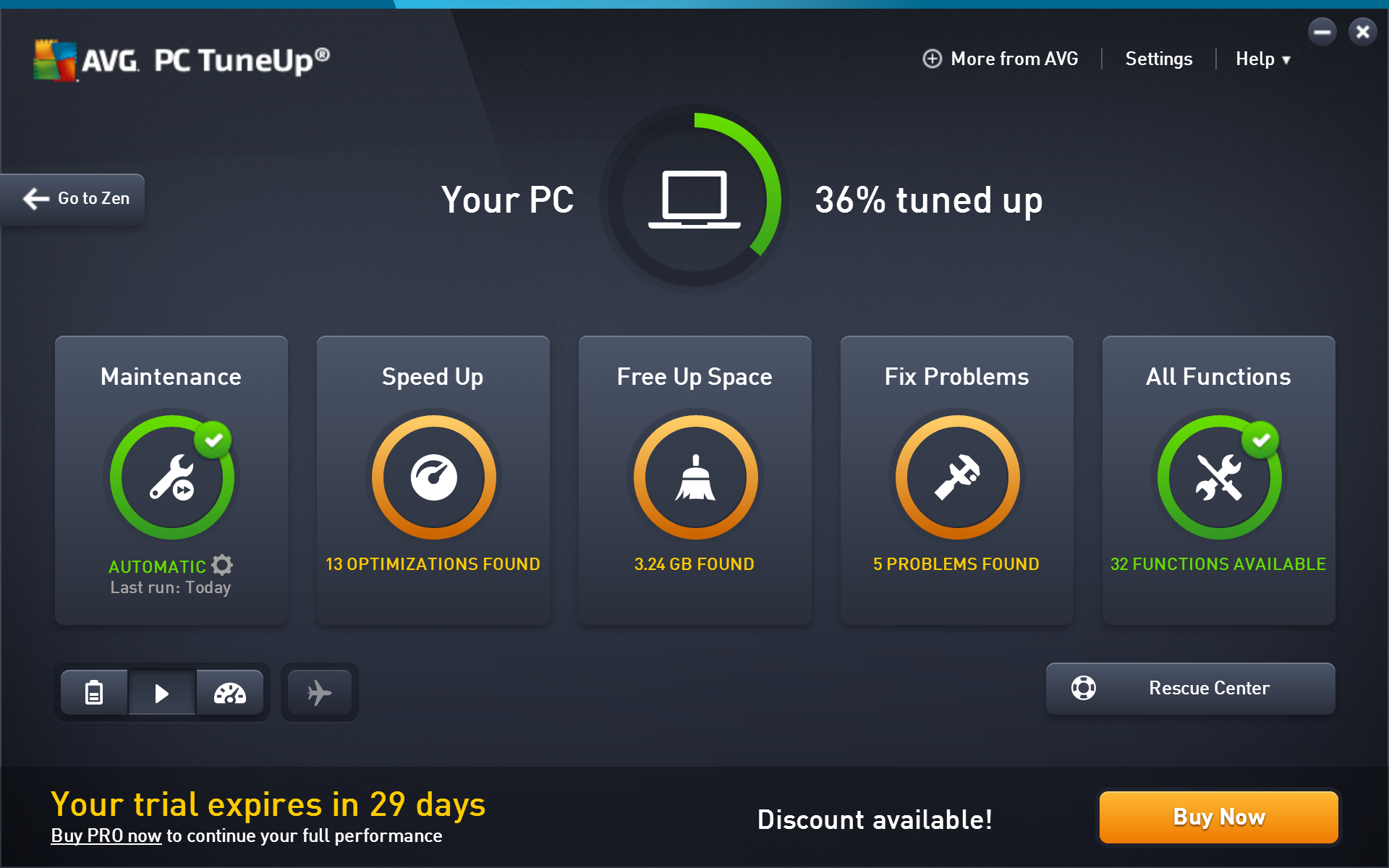 AVG PC TuneUp Utilities 2019 Crack + Keygen Full Version Free Download [Latest]