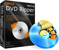 WinX DVD Ripper Platinum 8.9.0 Crack + Key 2019 Free Download