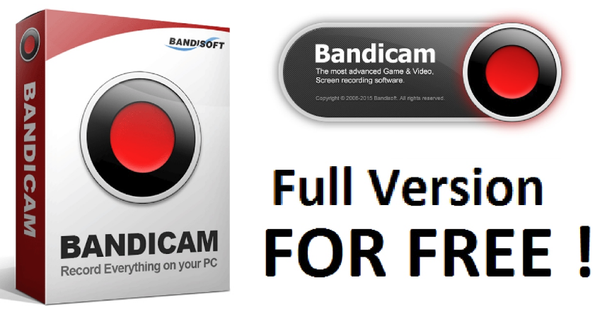 Bandicam Screen Recorder 4.3.1 Crack + Keygen 2019 Free Download