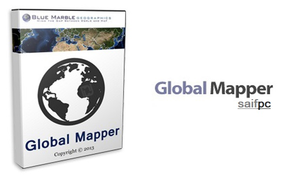 Global Mapper Crack + Serial Key 2020 Latest Free Download [Win + Mac]