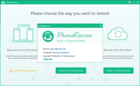 PhoneRescue 3.7.2 Crack + License Code 2019 Free Download [Latest]
