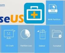 EaseUS Data Recovery 12.9.1 Crack + Activation Key Download [Latest]