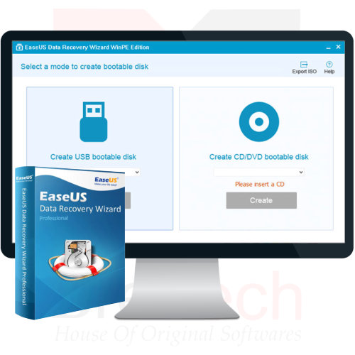 EaseUS Data Recovery 12.8.0 Crack + License Key 2019 Free Download