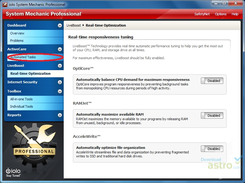 System Mechanic Professional 18.5.1.208 Crack + Serial Key 2019 Free Download