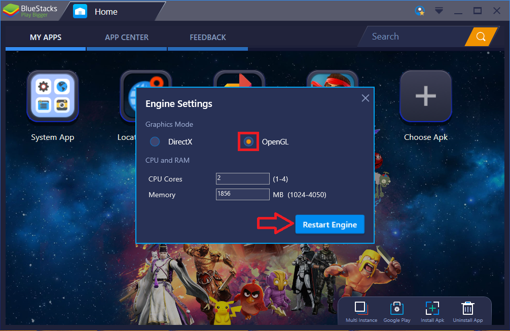 BlueStacks App Player 4.130.6.1102 Crack + Serial Key 2020 Download