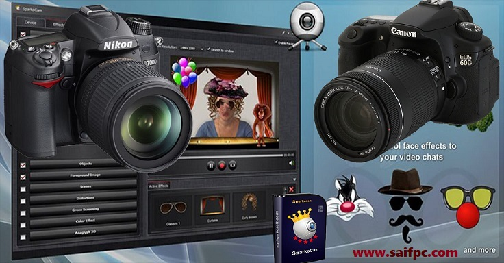SparkoCam 2.6.7 Crack + Activation Key 2020 Free Download [Latest]