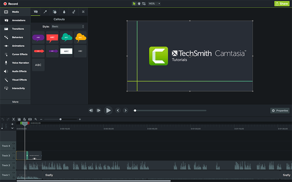 Camtasia Studio 9 Crack + Activation Key 2019 Free Download [Windows + Mac]