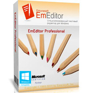 EmEditor Professional 18.9.6 + Crack [Latest Version] 2019 Download