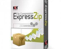 Express Zip File Compression Software 6.10 Crack + Key 2019 Download