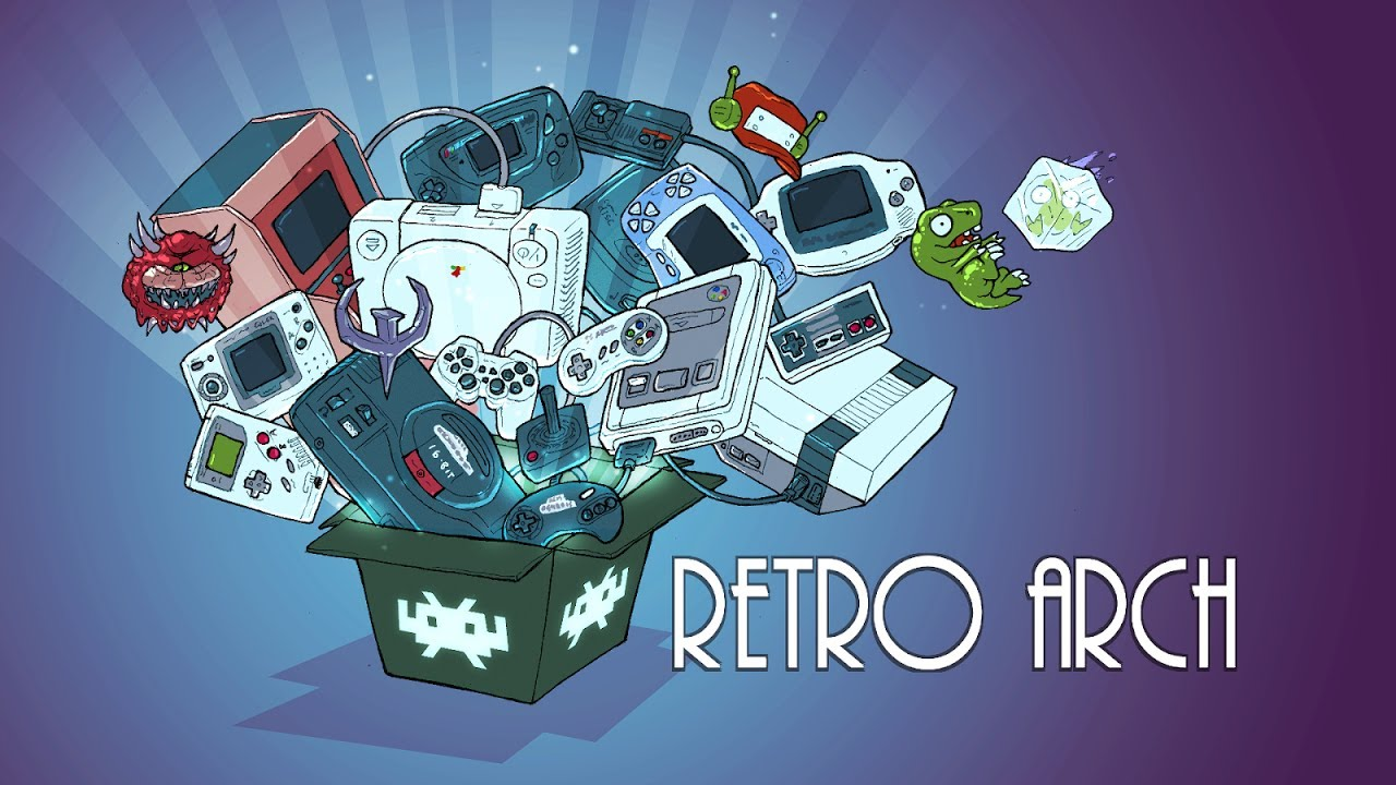 RetroArch Crack 1.7.8 2019 Free Download [Mod Unlimited]