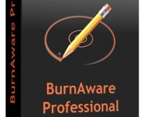 BurnAware Professional 12.7 Crack + Serial Key Download [Full Patch]