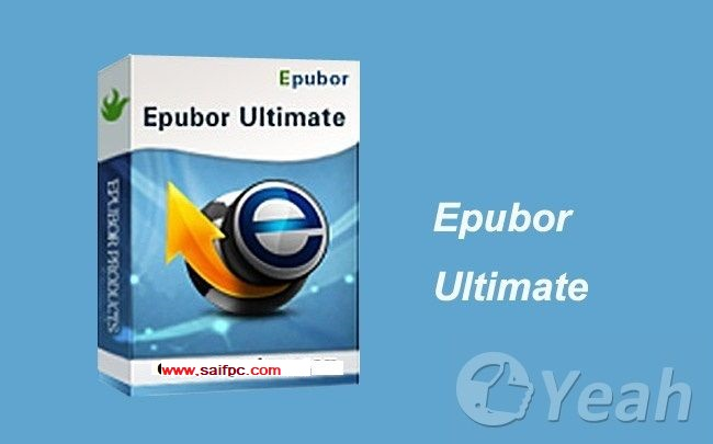 Epubor Ultimate eBook Converter 3.0.11.1025 Crack + Serial Key [Latest]