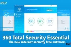 360 Total Security 10.6.0.1238 Premium Crack + Key 2020 Free Download