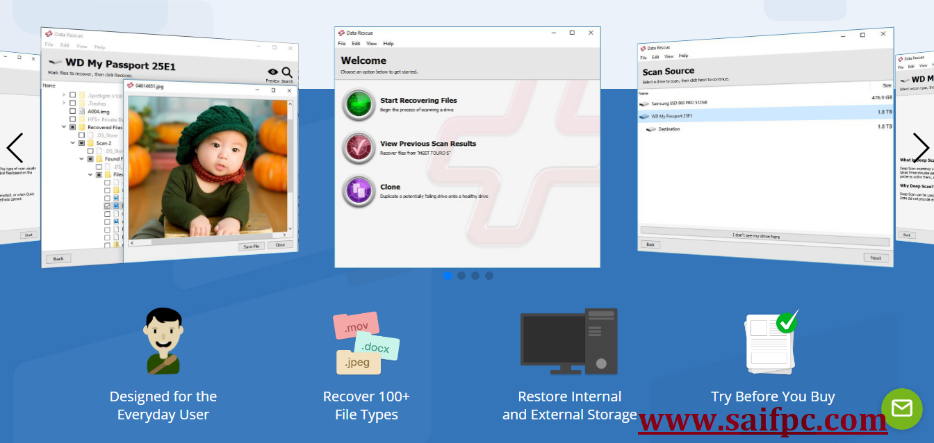 Data Rescue Pro 5.0.11 Crack + Serial Key 2020 Download [Windows+Mac]