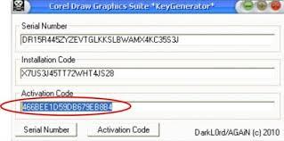 Corel Draw Graphic Suite x9 Crack + Activation Key 2019 free