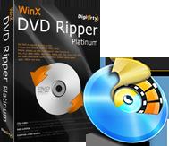 WinX DVD Ripper Platinum 8.9.0 Crack + Key 2019 Free Download
