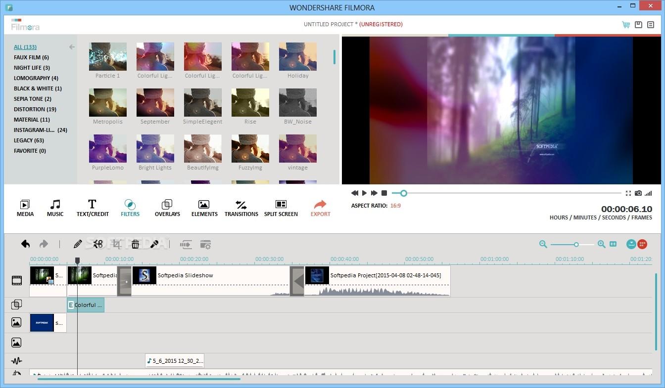 WonderShare Filmora 9.0.4.4 Crack + Keygen 2019 Free Download [Mac+Win]