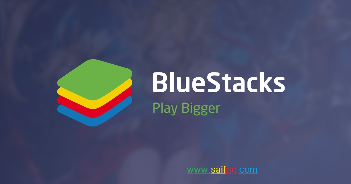 BlueStacks App Player 4.130.6.1102 Crack + Serial Key 2019 Download