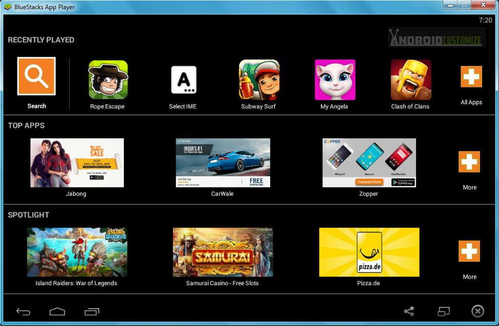 BlueStacks App Player 4.130.6.1102 Crack + Serial Key 2020 Download