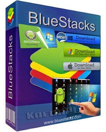 BlueStacks App Player 4.40.101.5011 Crack + Serial Key 2019 Free Download