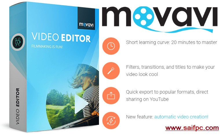 Movavi Video Suite 18.4.0 Crack + Activation Key 2019 Download [Latest]