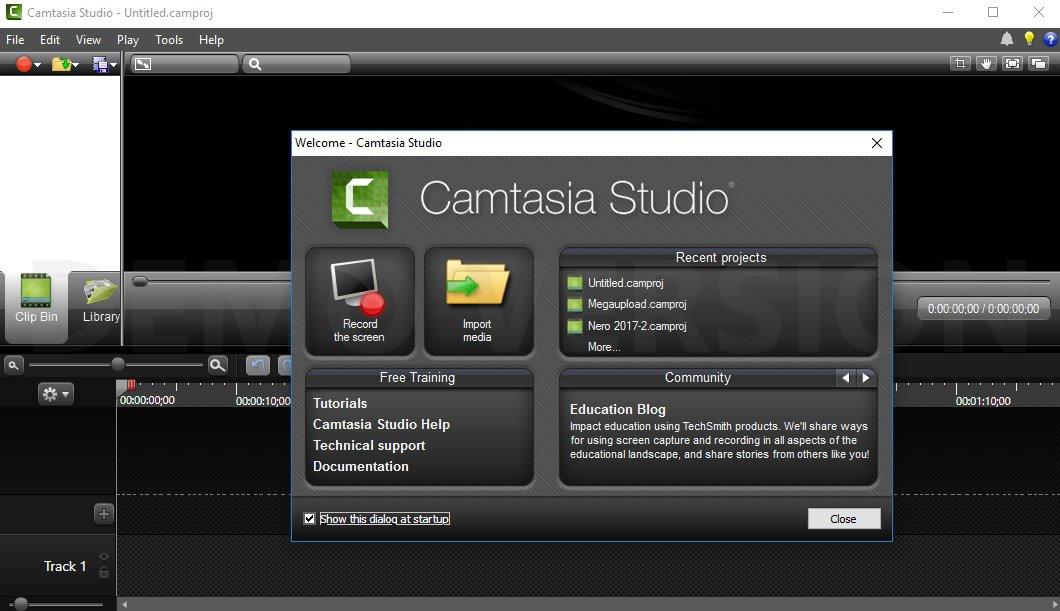 Camtasia Studio 2019.0.10 Crack + Activation Key 2020 {Win+Mac}
