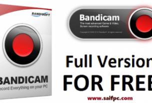 Bandicam Screen Recorder 4.5.2 Crack + Serial Key 2020 Free Download