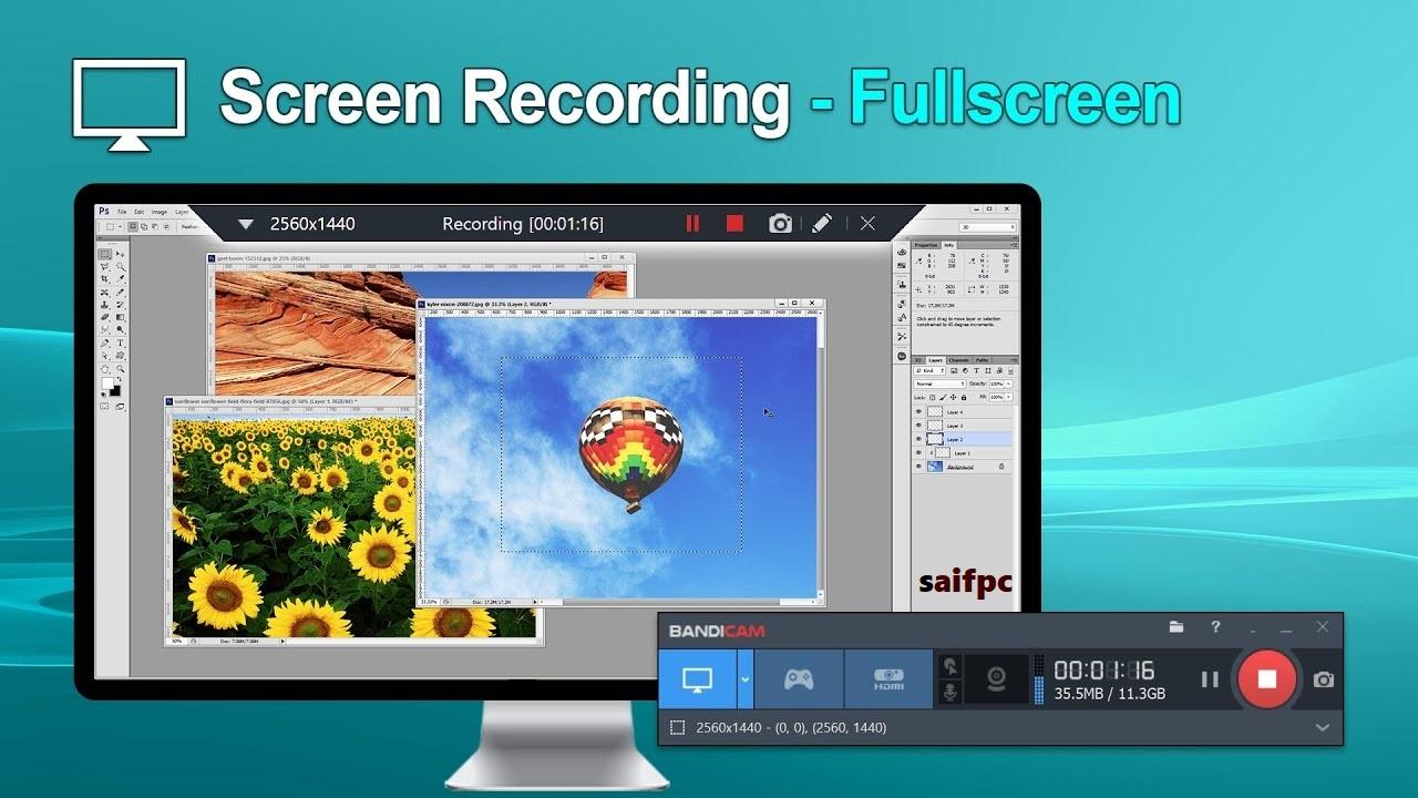 Bandicam Screen Recorder 4.5.2 Crack + Serial Key 2020 ...