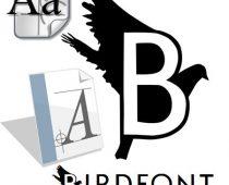 BirdFont Crack For Windows 3.23.5 + Key 2019 Free Full Download