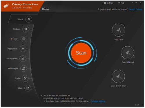 Privacy Eraser Free 4.51.0 Crack + Activation Key Download [Latest]