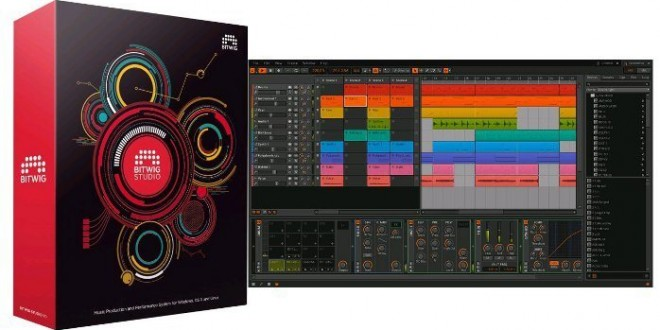 Bitwig Studio 3.0 Crack + Product Key 2019 Free Download [Win + Mac]