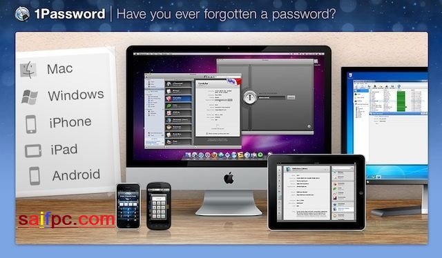 1Password for Windows 7.3.712 Crack + Activation Key Download [Latest]
