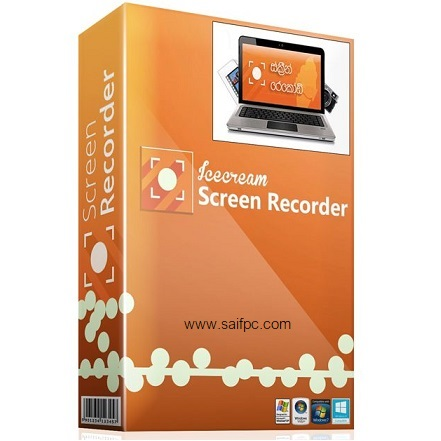 IceCream Screen Recorder Pro 5.993 Crack + Activation Key Download