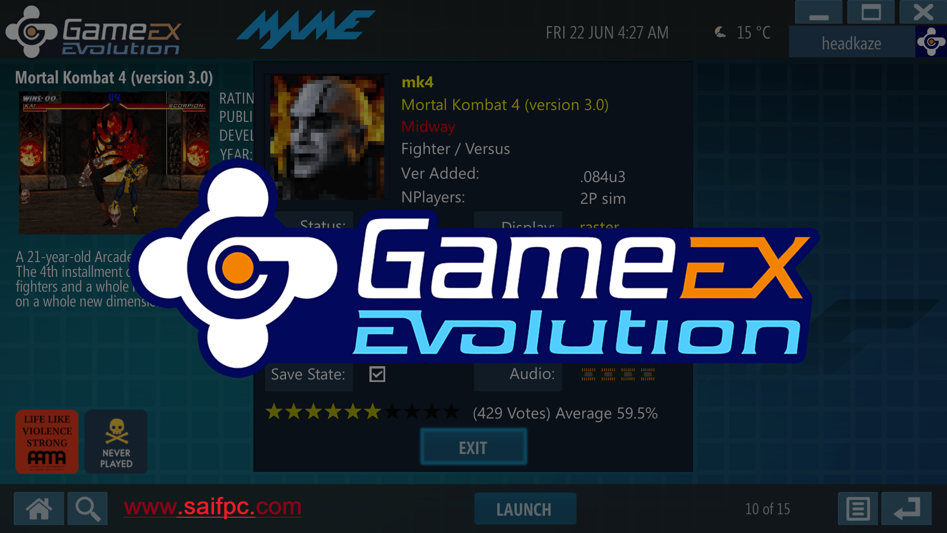 GameEx 15.71 Crack + Registration Key 2019 Free Download [Latest]