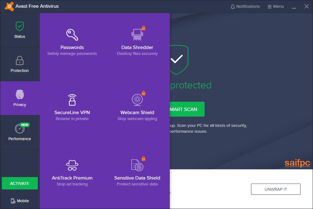 Avast Premier 2019 Crack + License Key Full Free Download [Updated]