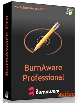 BurnAware Professional 12.7 Crack + Serial Key Download [Full Patch]