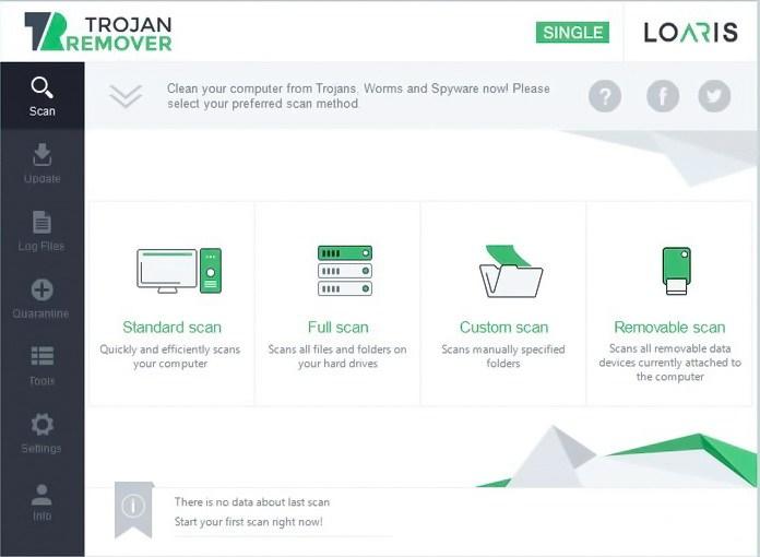 Loaris Trojan Remover