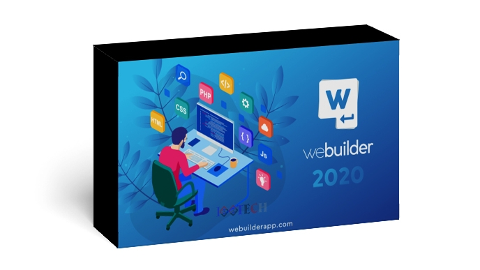Blumentals WeBuilder 2020